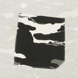 Мужская футболка maharishi Reversible Camo Tigerstripe Murale Black фото- 6