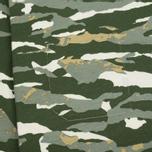 Мужская футболка maharishi Reversible Camo Tigerstripe Murale Forest фото- 4