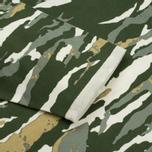 Мужская футболка maharishi Reversible Camo Tigerstripe Murale Forest фото- 5