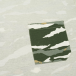 Мужская футболка maharishi Reversible Camo Tigerstripe Murale Forest фото- 3