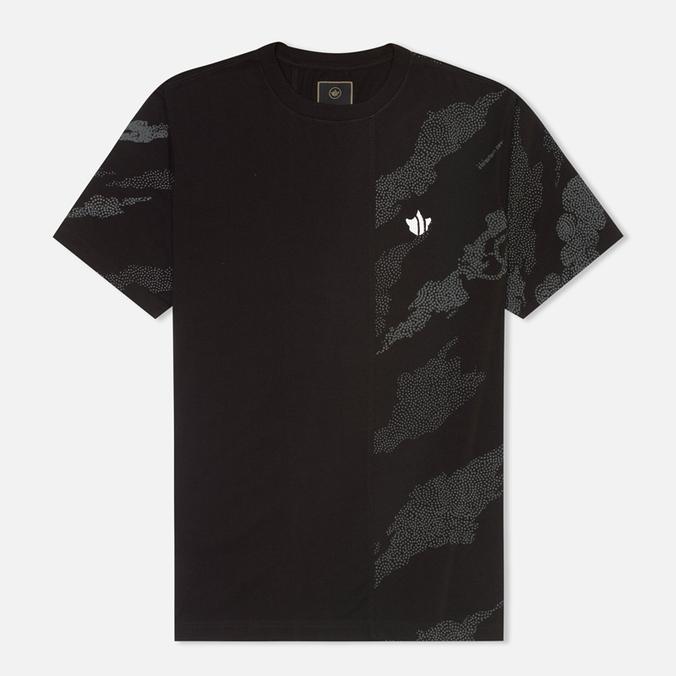 Мужская футболка Maharishi Temple Camo Black