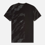 Мужская футболка Maharishi Temple Camo Black фото- 1