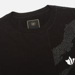 Мужская футболка Maharishi Temple Camo Black фото- 2