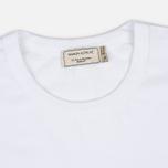 Мужская футболка Maison Kitsune Army White фото- 1