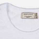 Мужская футболка Maison Kitsune Army White фото- 2