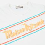 Мужская футболка Maison Kitsune Band White фото- 1