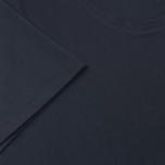 Мужская футболка Maison Kitsune Fox Patch Black фото- 3
