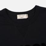 Мужская футболка Maison Kitsune Hair Print Black фото- 2