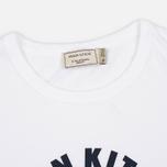 Мужская футболка Maison Kitsune Mont Fuji White фото- 1