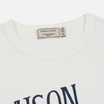 Мужская футболка Maison Kitsune Palais Royal Latte фото- 1