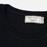 Мужская футболка Maison Kitsune Parisien Black фото- 2