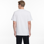 Мужская футболка Maison Kitsune Pen Pocket White фото- 6