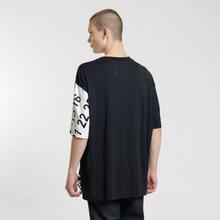 Мужская футболка Maison Margiela All Over Print Fragile Black фото- 2