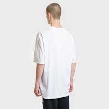 Мужская футболка Maison Margiela Front Defile A/W 19 Print White фото- 2