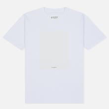 Мужская футболка Maison Margiela Logo Printed Patch White фото- 0