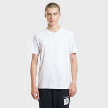 Мужская футболка Maison Margiela Logo Printed Patch White фото- 2