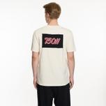 Мужская футболка Maison Margiela Print Paris Cream фото- 5