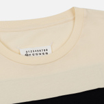 Мужская футболка Maison Margiela Print Paris Cream фото- 1
