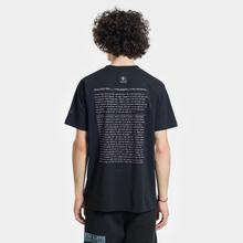 Мужская футболка Marcelo Burlon C.E. Aliens Black/Multicolor фото- 3