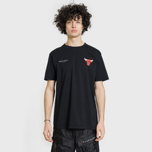 Мужская футболка Marcelo Burlon Chicago Bulls Mesh Black/Multicolor фото- 2