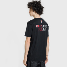 Мужская футболка Marcelo Burlon Chicago Bulls Mesh Black/Multicolor фото- 4