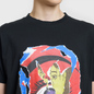 Мужская футболка Marcelo Burlon Eye Black/Multicolor фото - 3