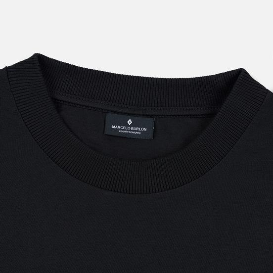 Мужская футболка Marcelo Burlon Freak Over Black/Multicolor