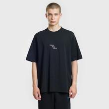 Мужская футболка Marcelo Burlon Ghost House Over Black/Beige фото- 2