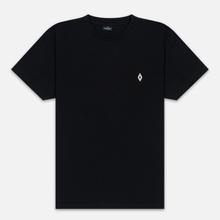 Мужская футболка Marcelo Burlon Logo Black/White фото- 0