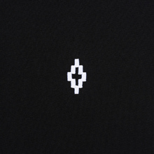 Мужская футболка Marcelo Burlon Logo Black/White фото- 2