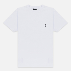 Мужская футболка Marcelo Burlon Logo White/Black