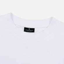 Мужская футболка Marcelo Burlon Logo White/Black фото- 1