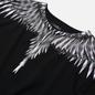 Мужская футболка Marcelo Burlon Sharp Wings Basic Black/White фото - 1