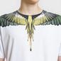 Мужская футболка Marcelo Burlon Yellow Wings White/Multicolor фото - 2