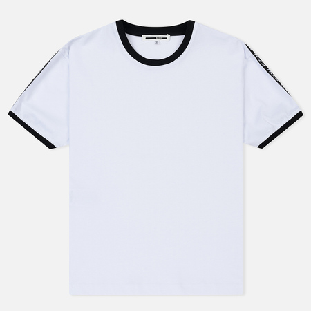 Мужская футболка McQ Alexander McQueen Surfer MCQ Racer Optic White