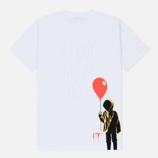 Мужская футболка Medicom Toy IT Balloon White