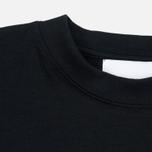 Мужская футболка MKI Miyuki-Zoku 8 Oz Super Heavyweight Pocket Black фото- 1