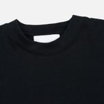 Мужская футболка MKI Miyuki-Zoku 8 Oz Super Heavyweight Pocket Black фото- 2