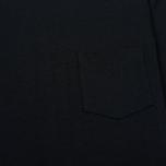 Мужская футболка MKI Miyuki-Zoku 8 Oz Super Heavyweight Pocket Black фото- 3