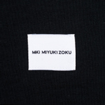 Мужская футболка MKI Miyuki-Zoku 8 Oz Super Heavyweight Pocket Black фото- 4