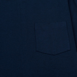 Мужская футболка MKI Miyuki-Zoku 8 Oz Super Heavyweight Pocket Navy фото- 3