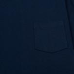 MKI Miyuki-Zoku 8 Oz Super Heavyweight Pocket Men's T-Shirt Navy photo- 3