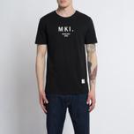 Мужская футболка MKI Miyuki-Zoku Classic Logo Black фото- 4