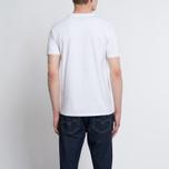 Мужская футболка MKI Miyuki-Zoku Essential White фото- 4