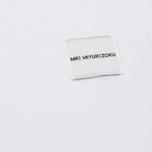 Мужская футболка MKI Miyuki-Zoku Essential White фото- 2