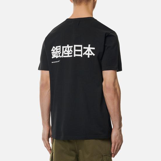 Мужская футболка MKI Miyuki-Zoku Ginza Black