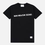 Мужская футболка MKI Miyuki-Zoku Mix Logo Black фото- 0