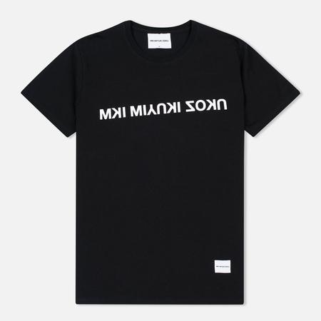 Мужская футболка MKI Miyuki-Zoku Mix Logo Black
