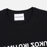 MKI Miyuki-Zoku Mix Logo Men's T-Shirt Black photo- 1
