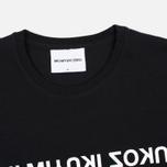 Мужская футболка MKI Miyuki-Zoku Mix Logo Black фото- 1